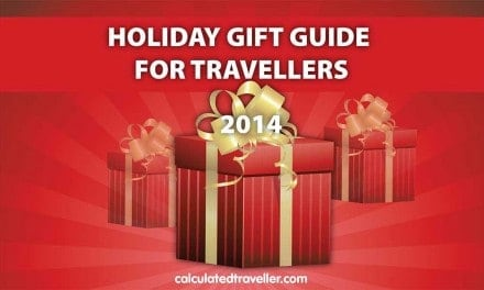 2014 Holiday Gift Guide for Travellers