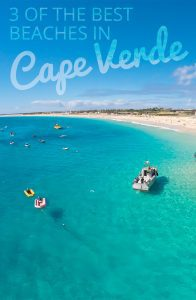 The Best Beaches in Cape Verde by Calculated Traveller Magazine. | #Beach #CapeVerde #travel