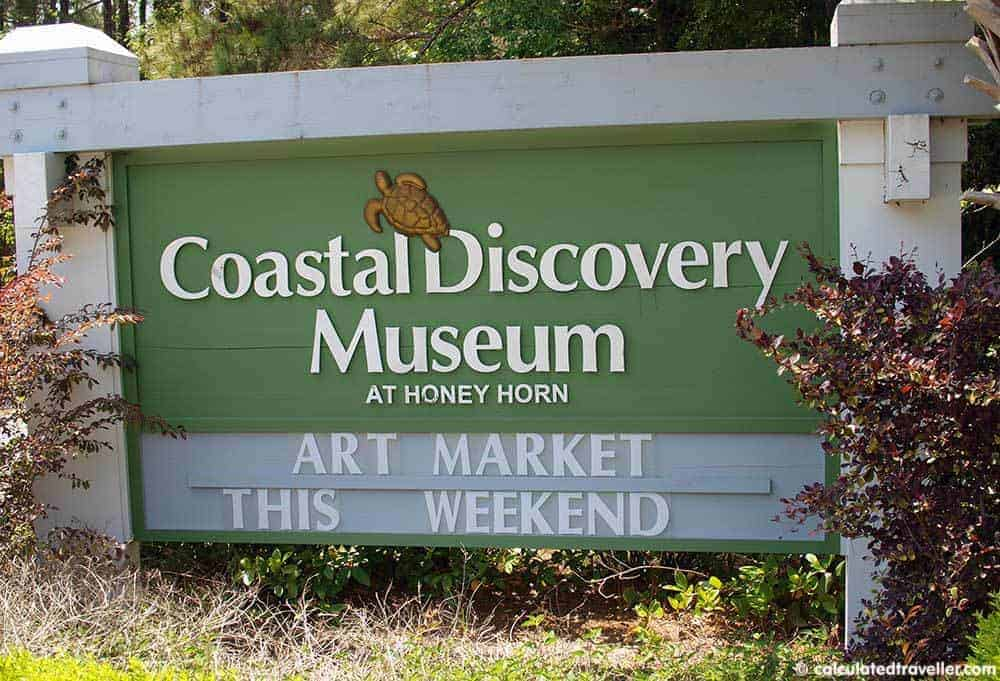 Coastal Discovery Museum at Honey Horn Photo Essay Calculated Traveller