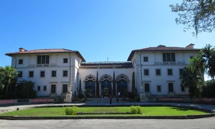 Villa Vizcaya Museum & Gardens – Everything Italianate, Local to North America