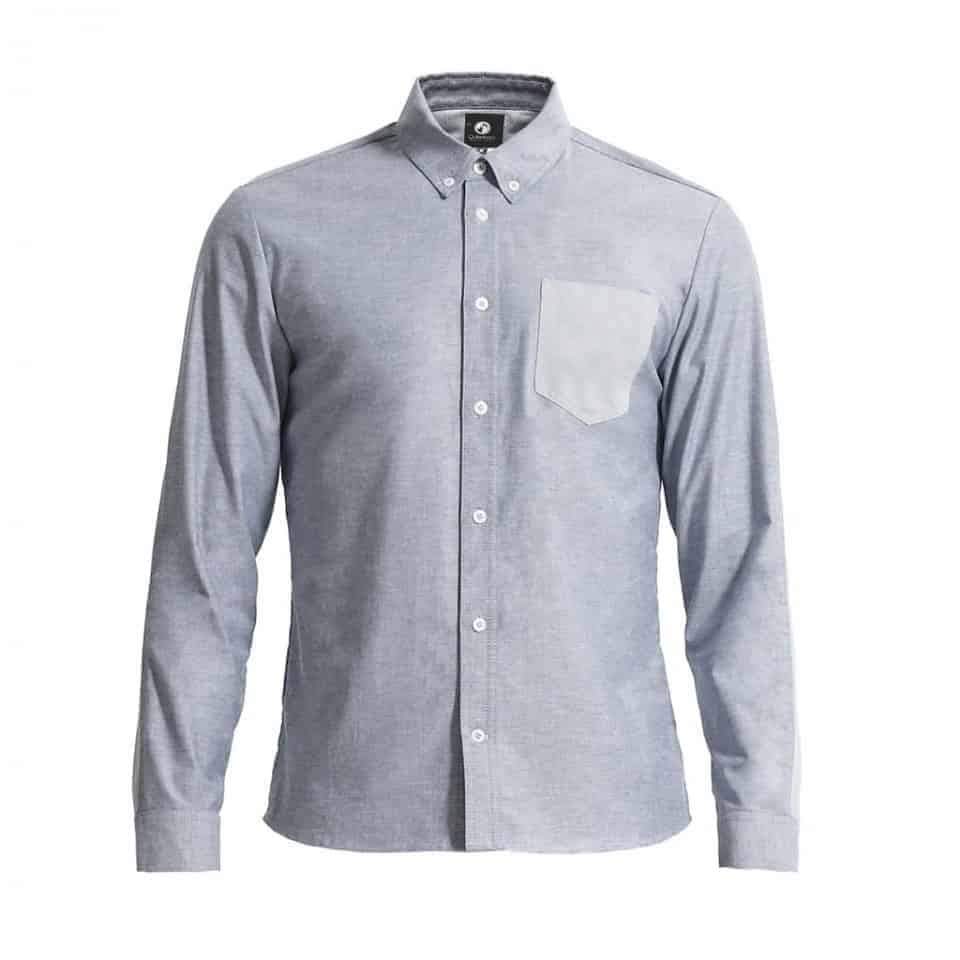 An Outerboro Clothing Review for the Male Traveller - Vanguard Shirt