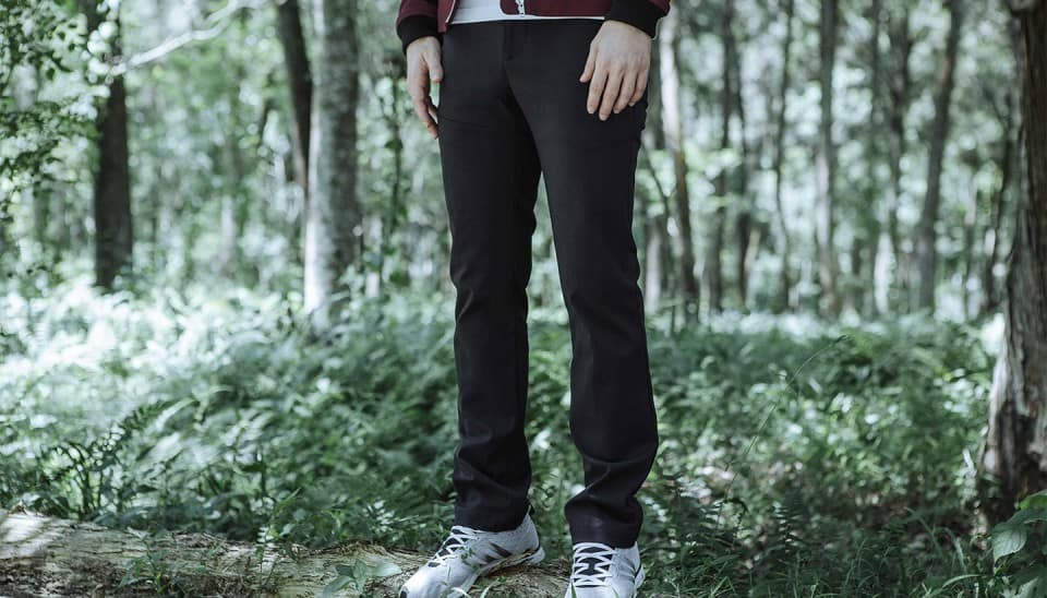 An Outerboro Clothing Review for the Male Traveller - Aegis Pants
