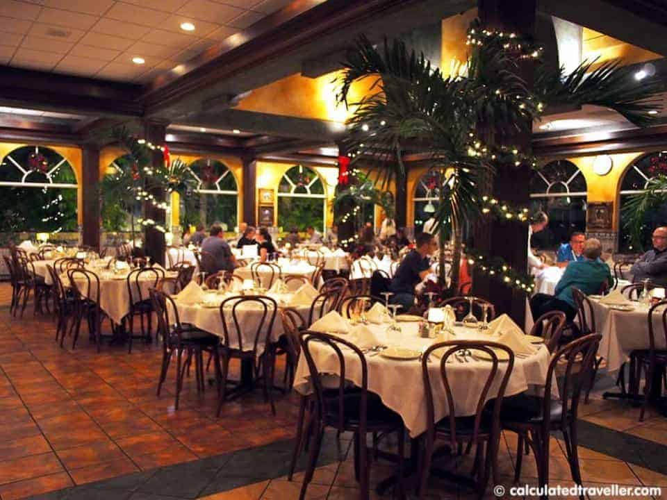 Columbia 1905 Restaurant Clearwater Beach FL Review