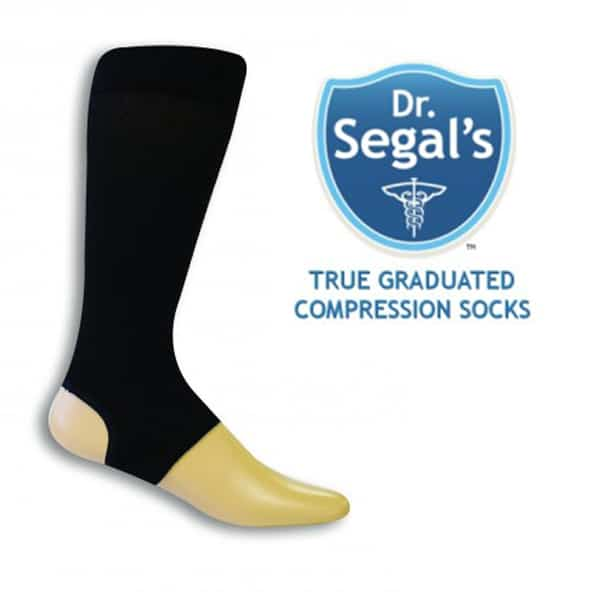 Dr. Segal's Compression Socks - Stir-Up Socks Review - Calculated Traveller