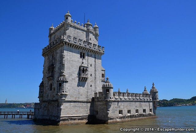 Exploring the Vicinity of Lisbon: Sintra and Belém – Belém Tower