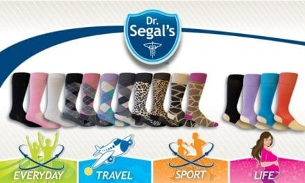 Dr. Segal's Compression Socks – Stir-Up Sock – Review