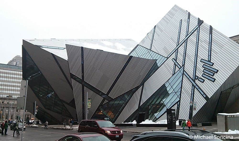 Where to Take a Date in Toronto - Royal Ontario Museum