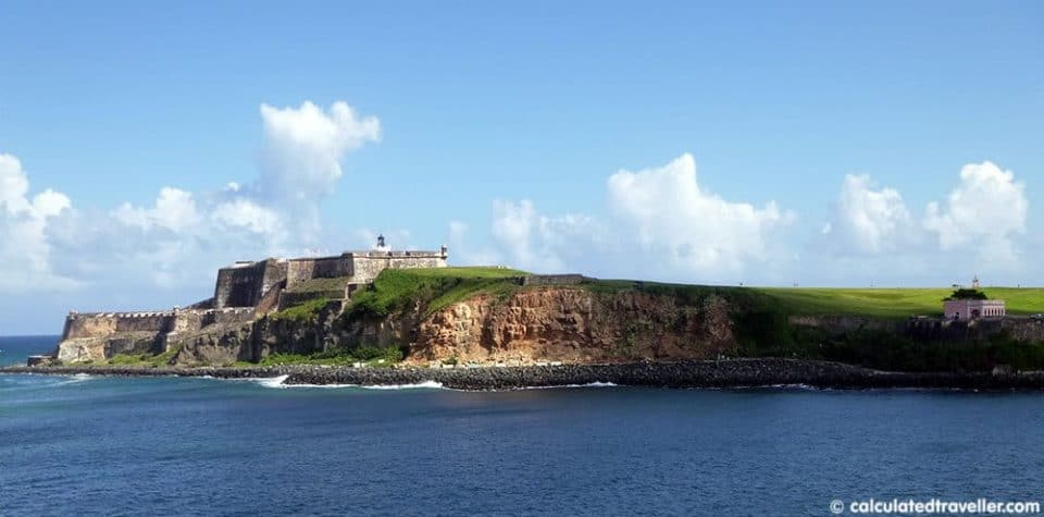 El Morro One Day in San Juan Puerto Rico