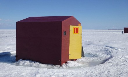4 Girls Go Ice Fishing for the First Time: The Confession