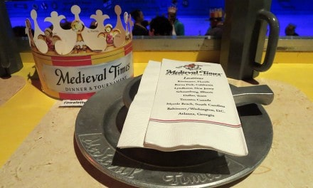 Medieval Times Dinner & Tournament – Orlando, Florida