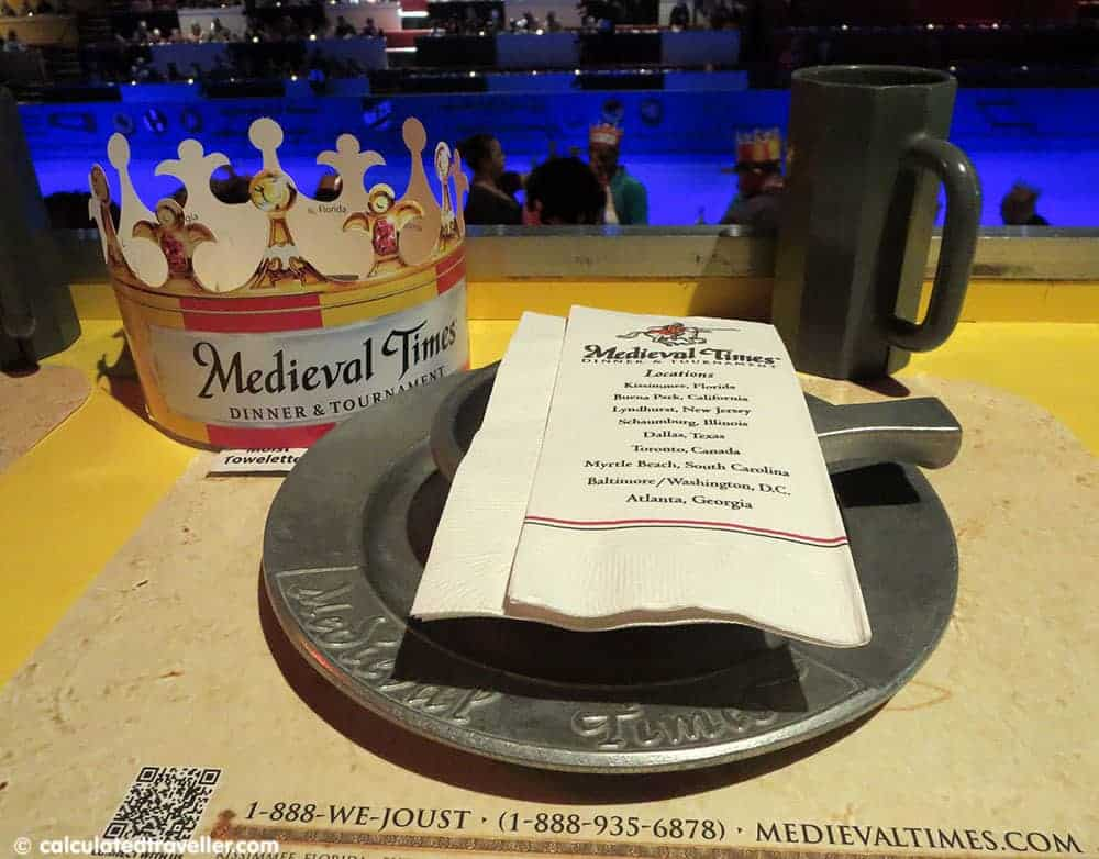 Medieval Times Dinner and Tournament - Orlando Florida by Calculated Traveller
