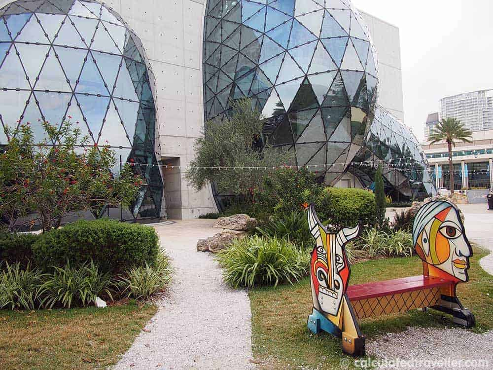 Visions and Dreams at The Dali Museum in St. Petersburg Florida Avant-Garden
