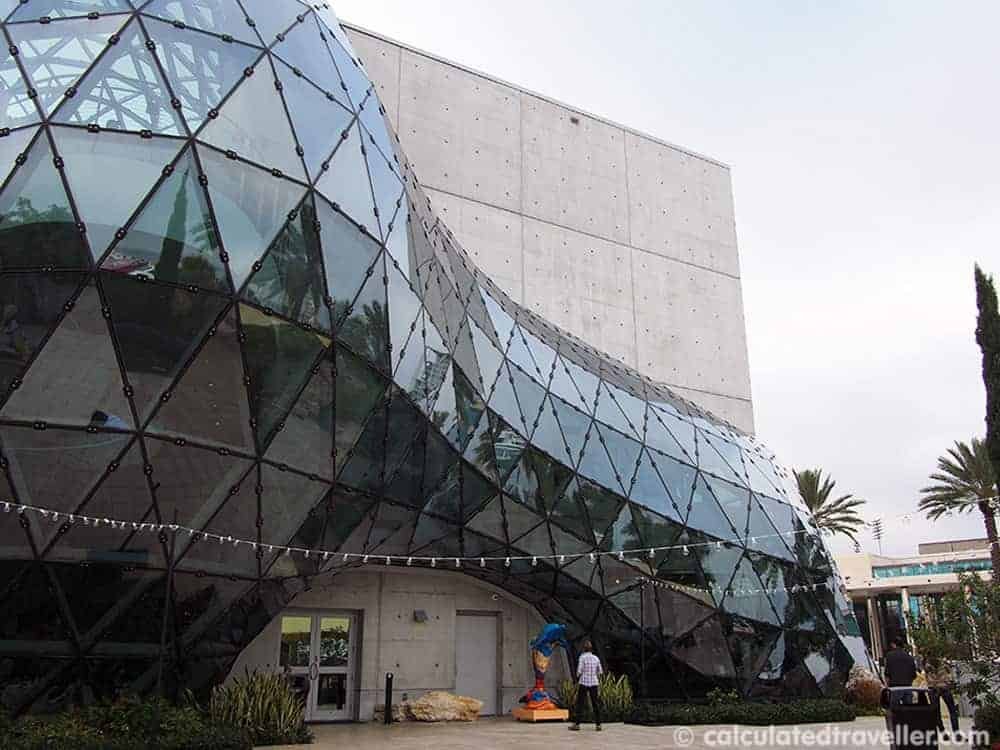 Visions and Dreams at The Dali Museum in St. Petersburg Florida
