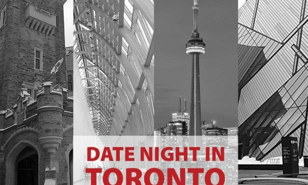 Where to Take a Date in Toronto, Ontario