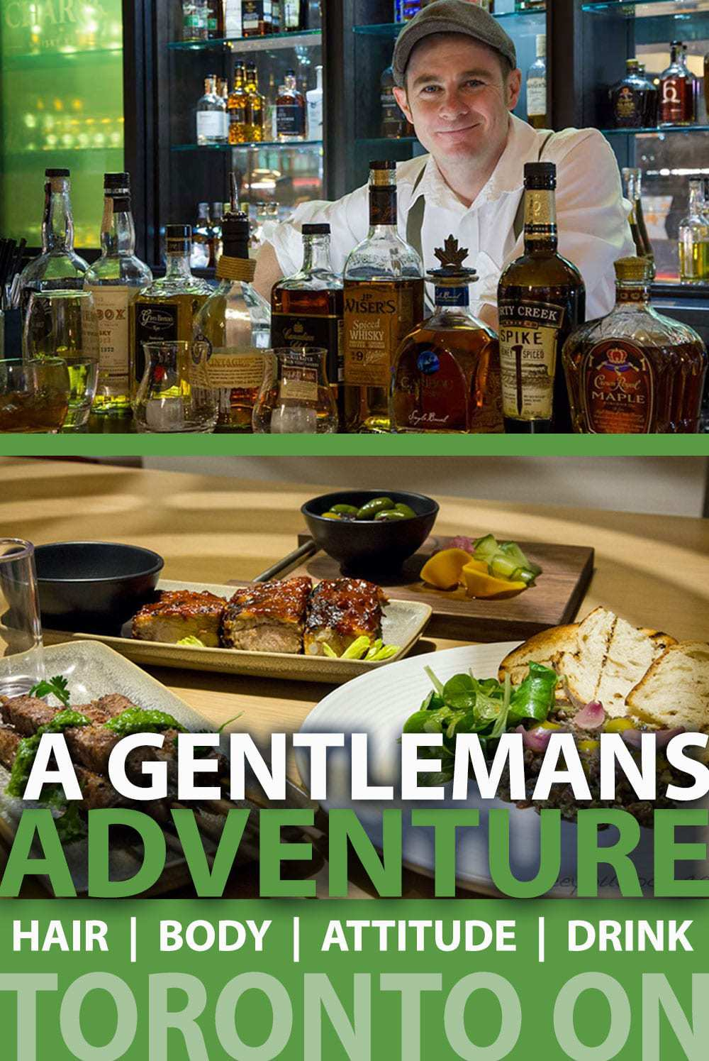 "A ""Gentlemans"" Adventure in Toronto by Calculated Traveller"