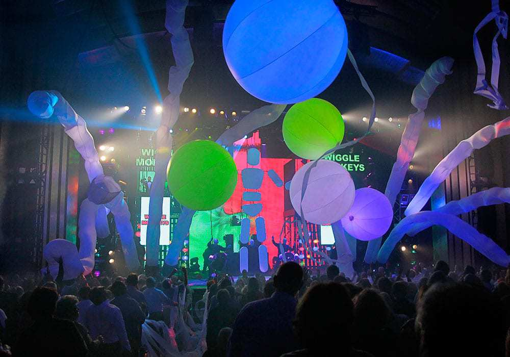Embracing weird: Dinner at The Cowfish and Blue Man Group - Universal Orlando