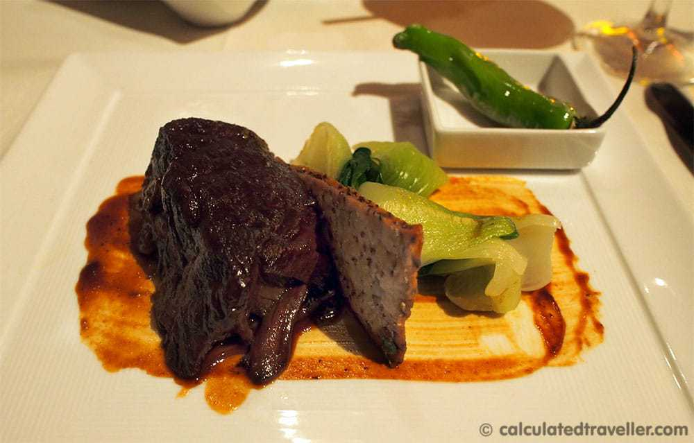 Shoyu Shortrib - Dining at Caretta on The Gulf, Clearwater Florida