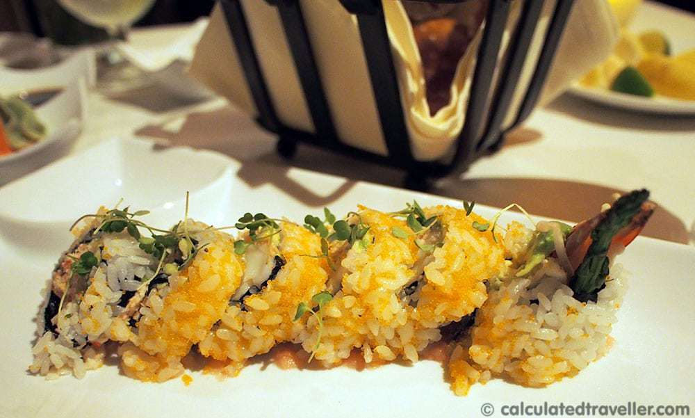 C-Roll - Dining at Caretta on The Gulf, Clearwater Florida