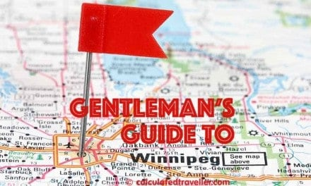 A Gentleman's Adventure in Winnipeg Manitoba