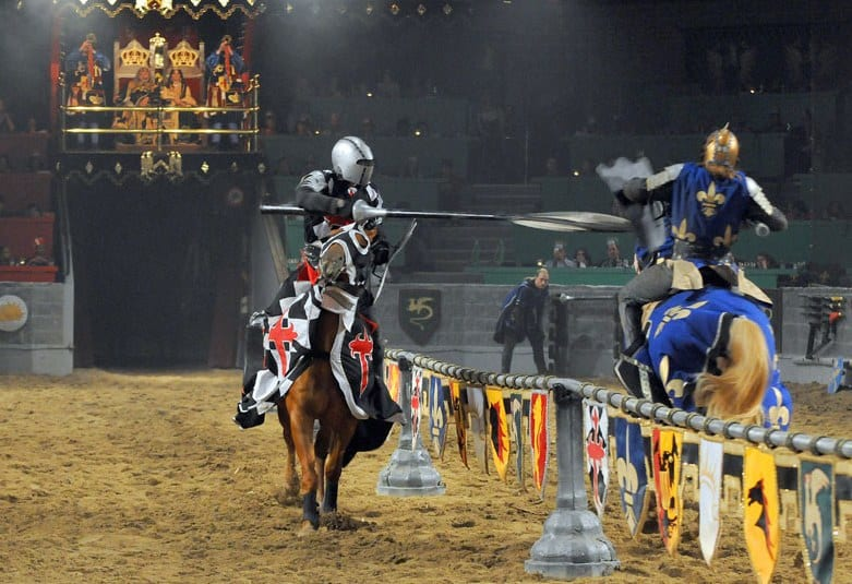 Medieval Times Dinner & Tournament - Orlando Florida