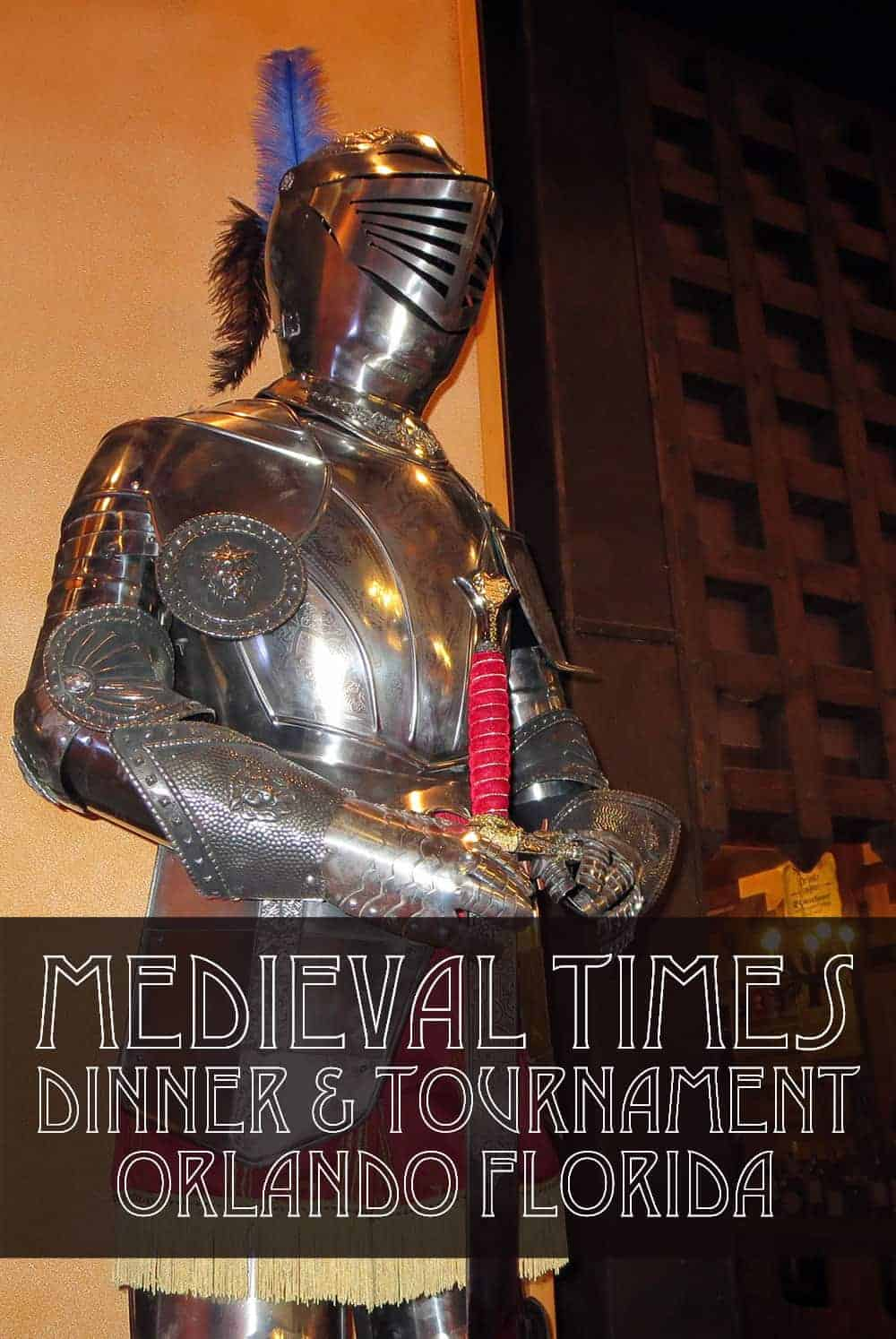 Medieval Times Dinner & Tournament - Orlando, Florida