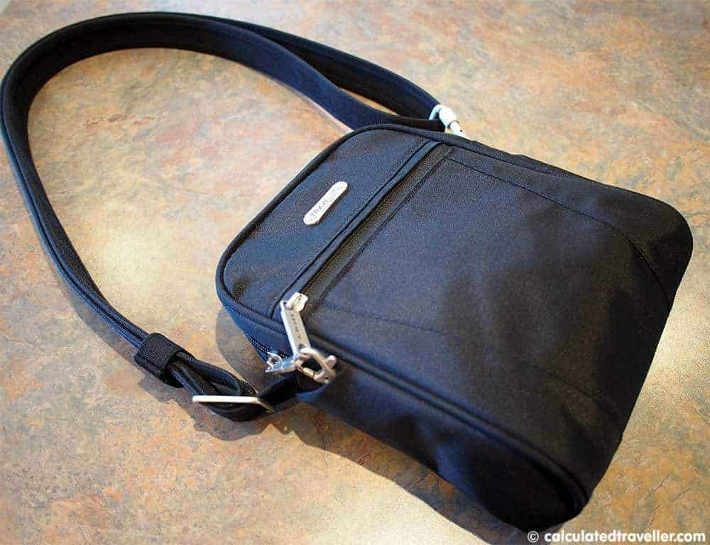 Travelon Anti Theft Classic Tour Bag review Calculated Traveller