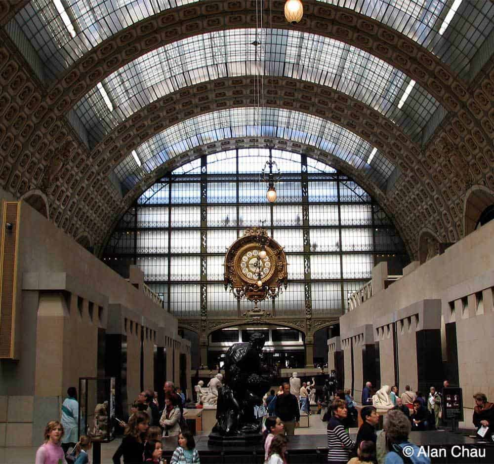 Orsay Museum - A Dream of Paris France - Calculated Traveller