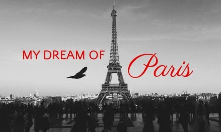 My Dream of Paris France