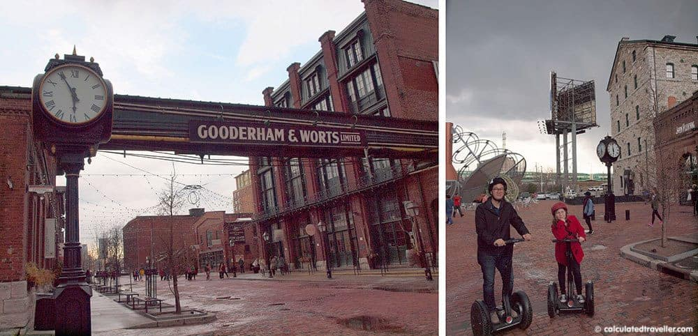 Segway of Ontario – Touring Toronto's Distillery District in Style - Calculated Traveller