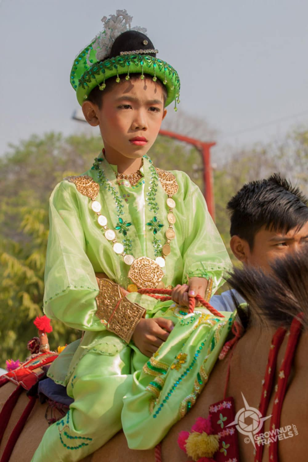 Extraordinary Ordinations in Myanmar - Calculated Traveller