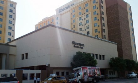 Review: Sheraton Fort Worth Hotel and Spa Texas