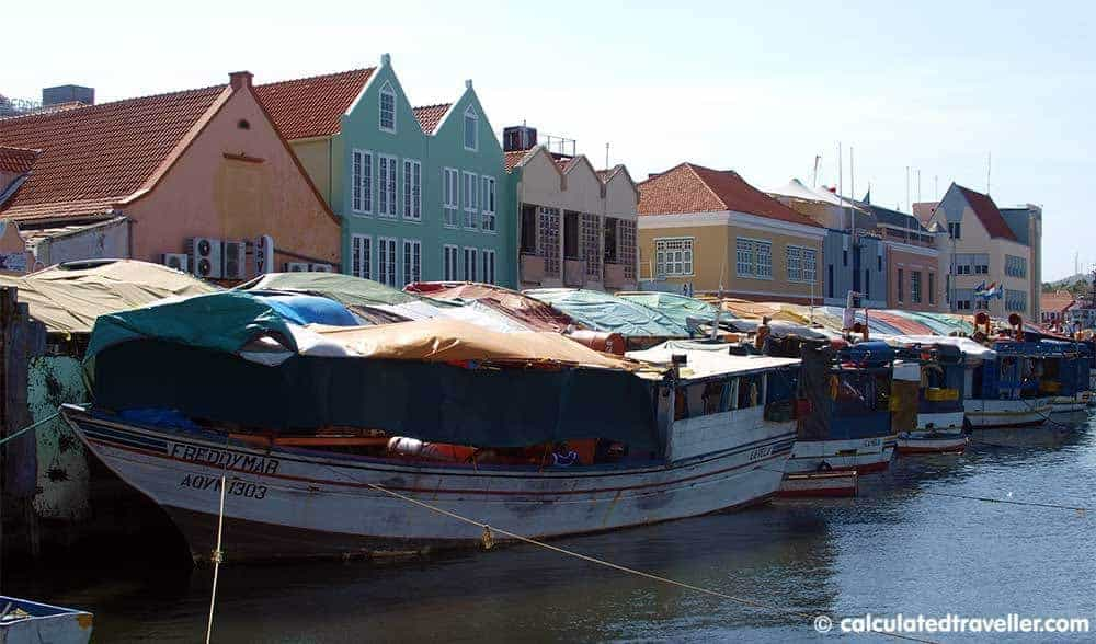 A One Day Itinerary for Curacao Calculated Traveller Floating Market