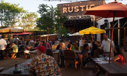 Eating #DallasBig at The Rustic Dallas Texas
