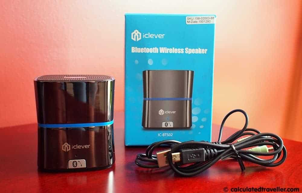 iClever IC-BTS02 Bluetooth Wireless Speaker Review