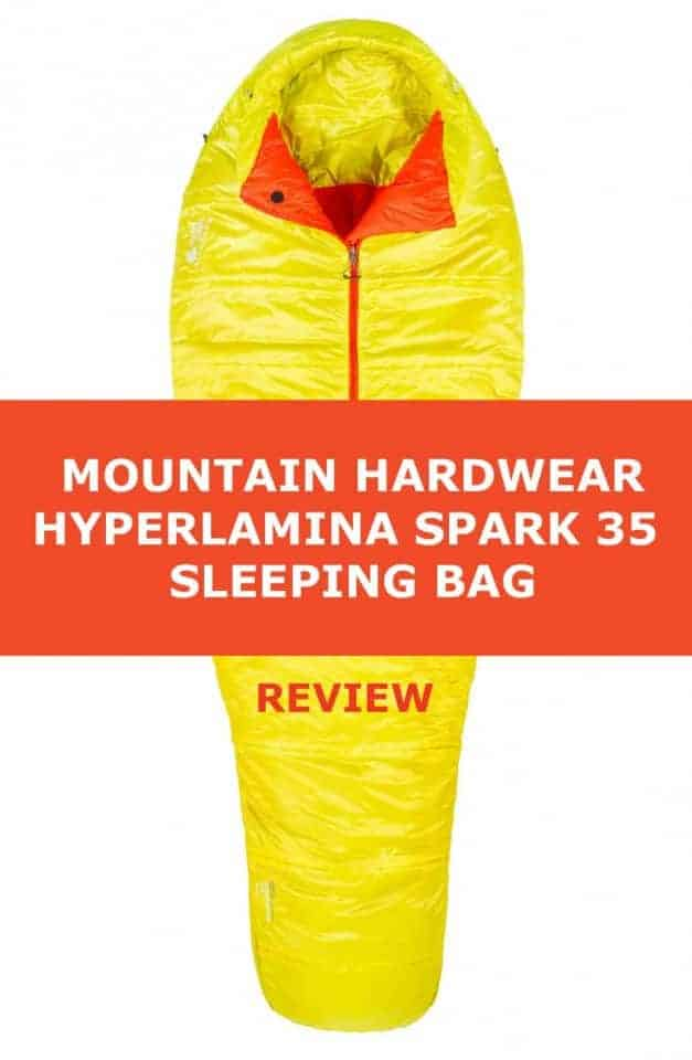 Mountain Hardwear HyperLamina Spark 35 Sleeping Bag Review by Calculated Traveller