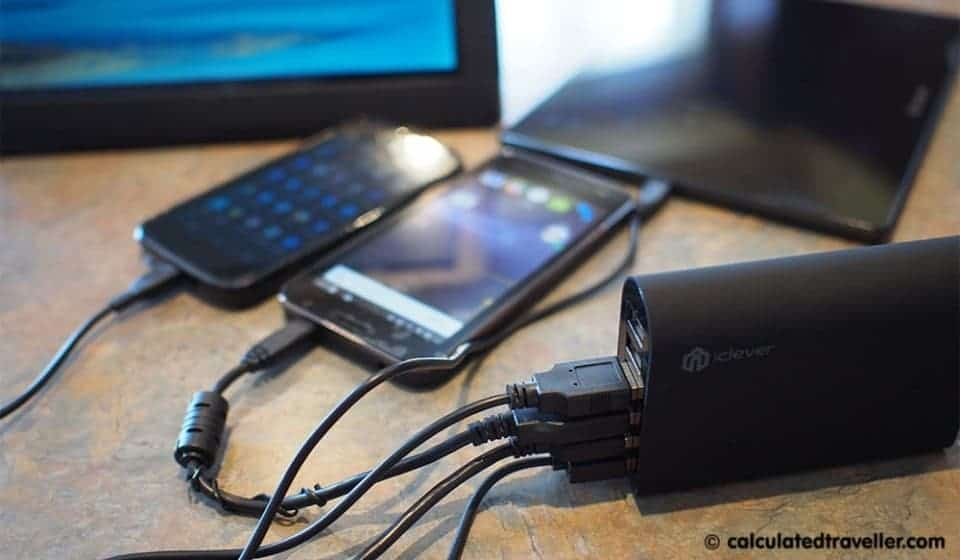 Review iClever 6-Port USB Travel Wall Charger
