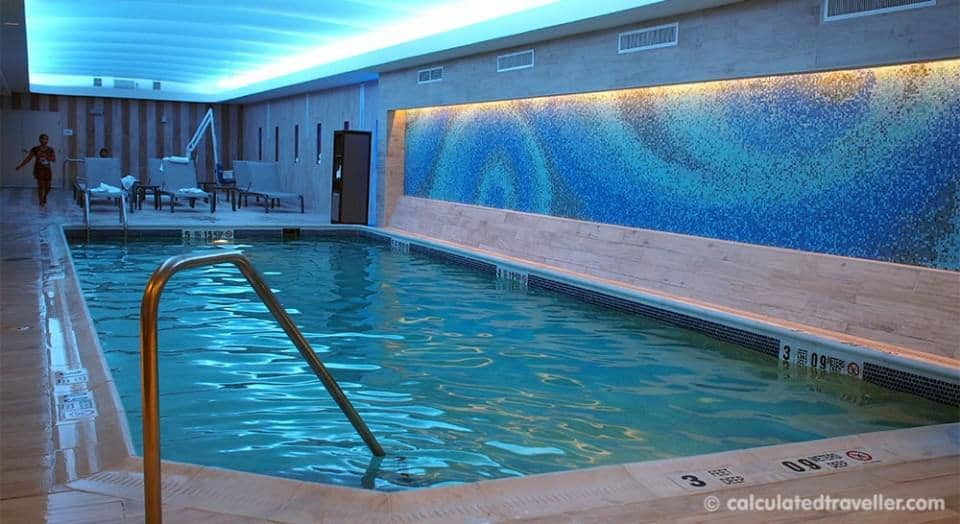 Courtyard Marriott Buffalo Canalside Hotel Review - Pool