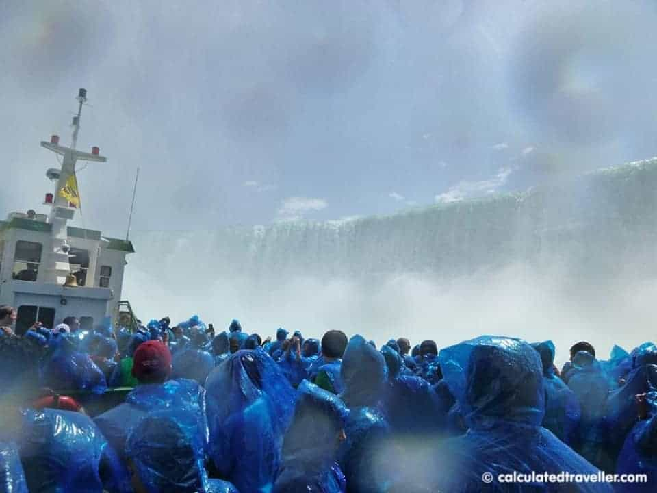 Maid of the Mist Niagara Falls NY by Calculated Traveller