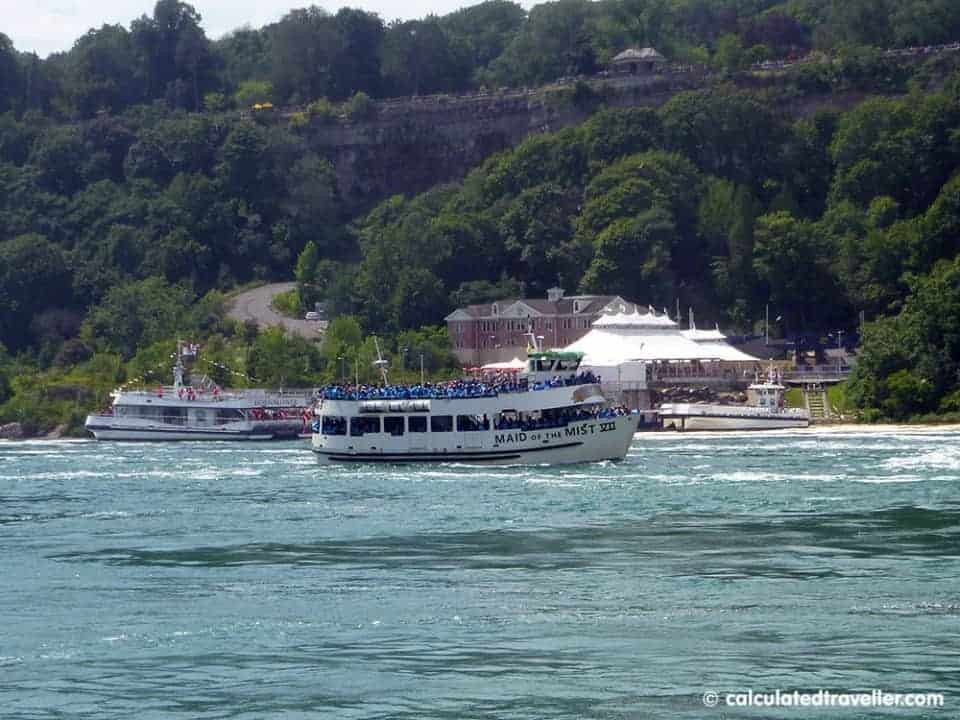 Maid of the Mist Niagara River