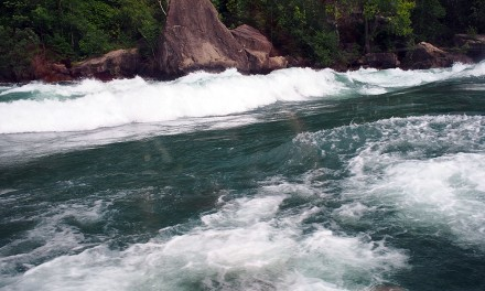 Heart Pounding White Water Ride with Niagara Jet Adventures