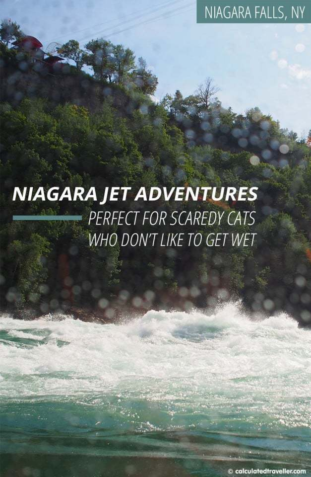 Heart Pounding White Water Ride with Niagara Jet Adventures by Calculated Traveller