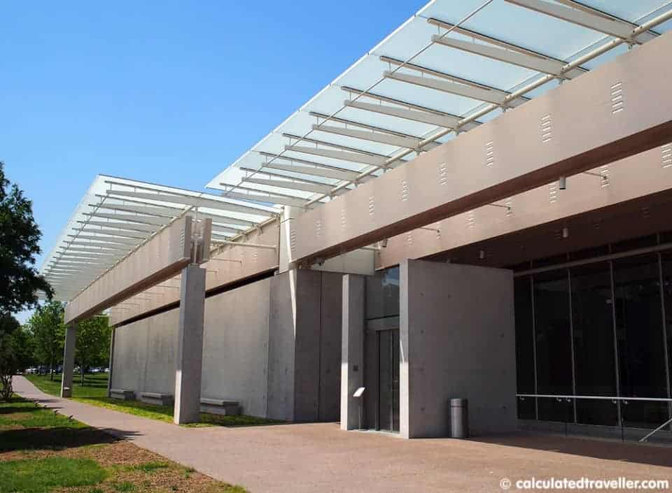The Art and Architecture of the Kimbell Art Museum Fort Worth Texas - Renzo Piano Addition