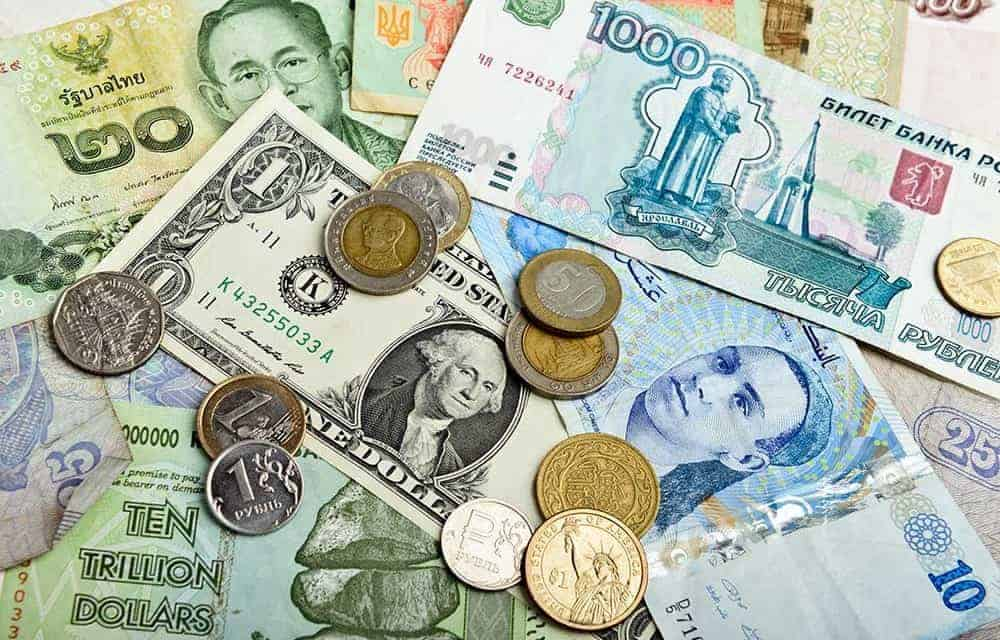 10 Travel Tips when using Foreign Currency