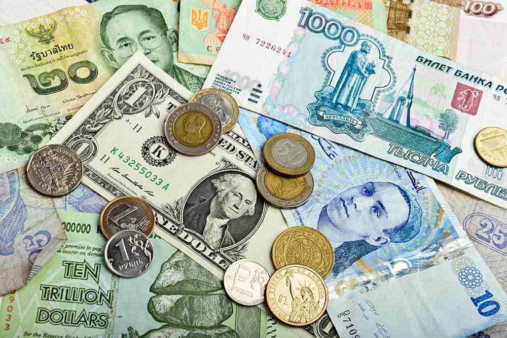 Where to trade foreign money