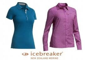 Icebreaker Merino Wool — A Hot Weather Review