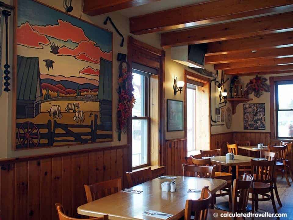 A Journey of Discoveries in Wilno Ontario by Calculated Traveller - Wilno Tavern