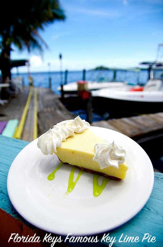 Florida Keys Onion-Encrusted Yellowtail and Key Lime Pie