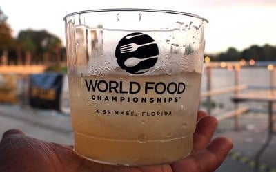 Food Fight at the 2015 World Food Championships Kissimmee Florida