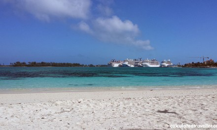 A Day at the Beach in Nassau Bahamas