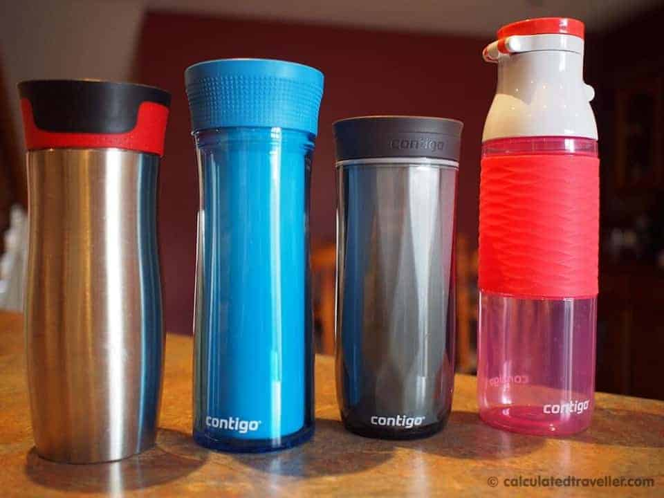 Pack This! Eating and Drinking on the Road with Contigo
